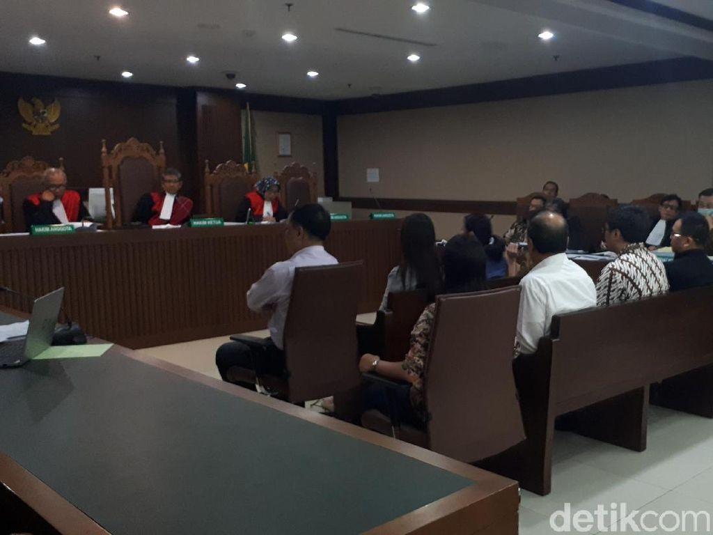 Saksi Bantah Rp 240 Juta Berkode Alquran: Saya Dengarnya Aturan