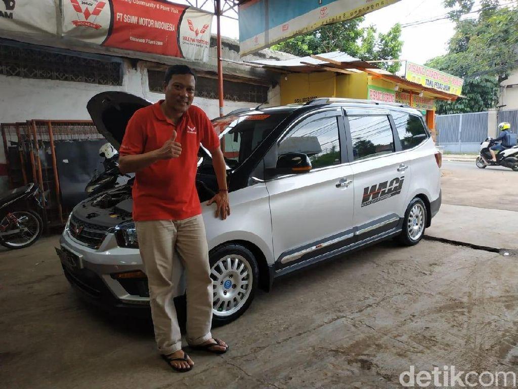 Mobil Wuling Ini Sering Diajak Balapan Drag