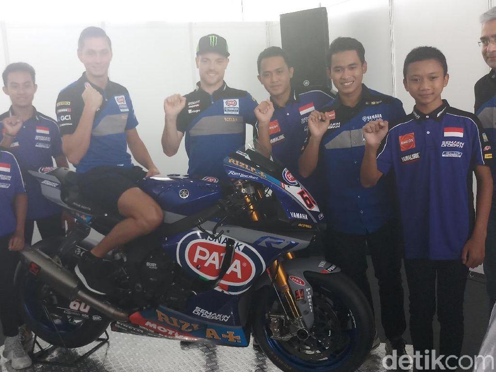 Pebalap Superbike Ini Berharap Bisa Hadapi Rider Indonesia