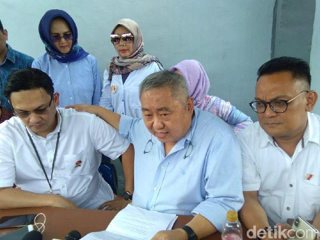 Ahmad Dhani Tunjuk Lieus Jadi Jubir Keluarga, Farhat Abbas Pengacara