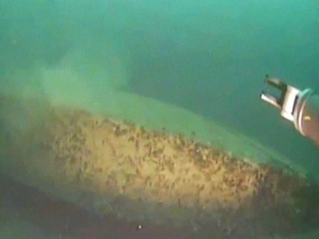 Kapal Selam Nazi Sisa Perang Dunia II Ditemukan!