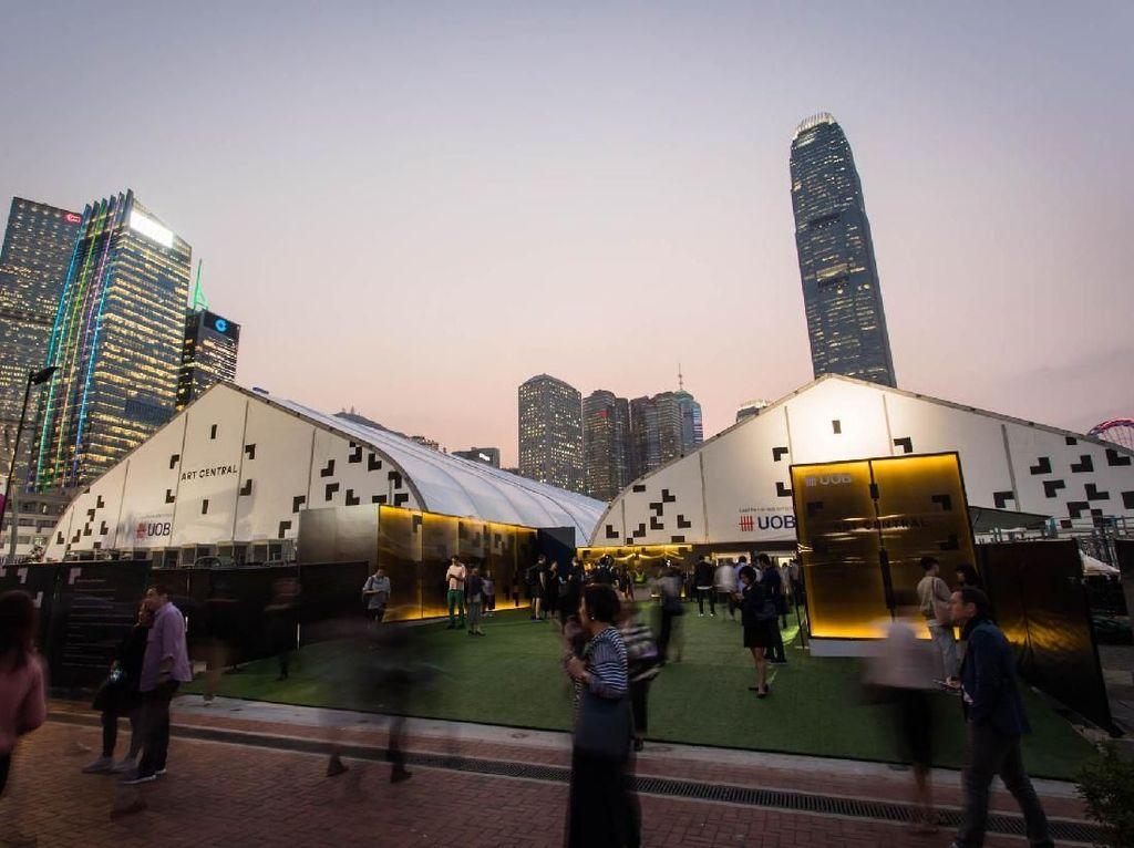 107 Galeri Mancanegara Ikuti Art Central Hong Kong, Siapa yang Menonjol?