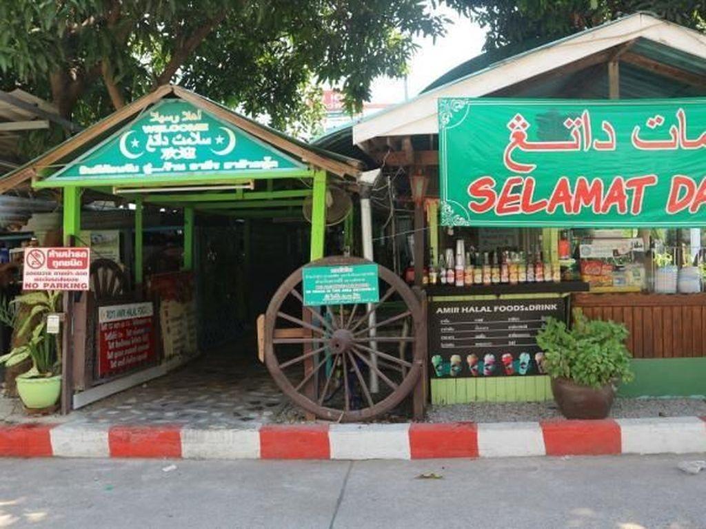 Ini Tempat Wisata Kuliner Halal di Pattaya