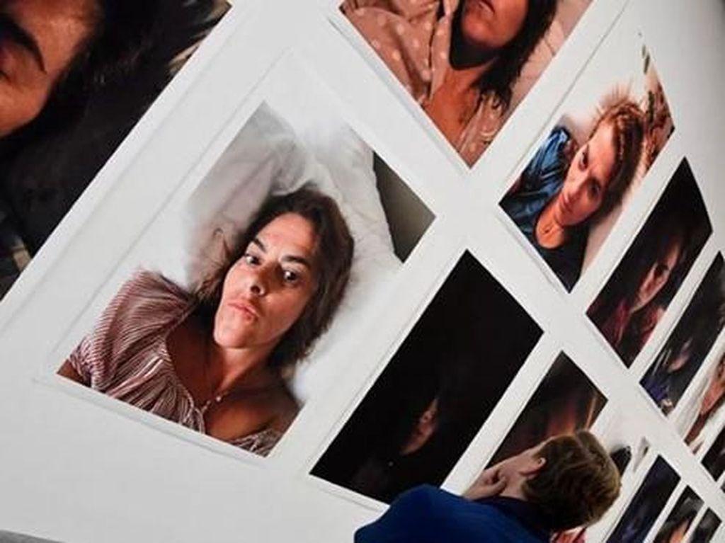 Setelah Tempat Tidur Berantakan, Tracey Emin Pamer Wajah Emosional