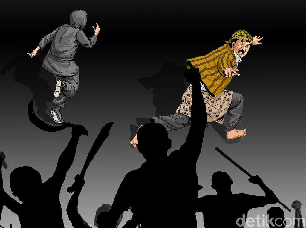 RUU KUHP: Sebarkan Kebencian Berdasarkan SARA Dipenjara 3 Tahun