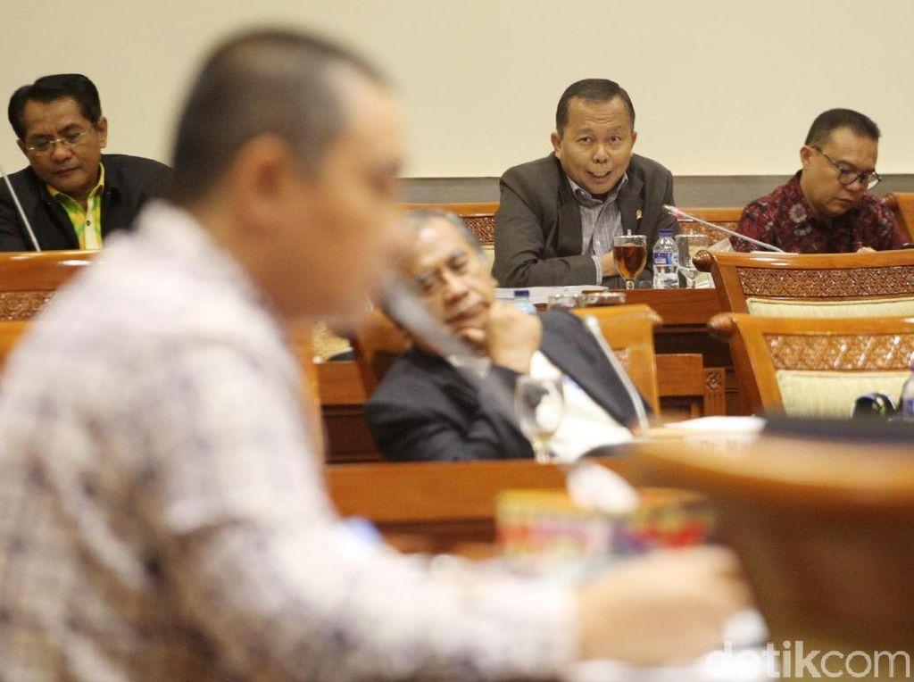 DPR Imbau Calon Hakim Konstitusi Tak Bertemu Anggota Dewan