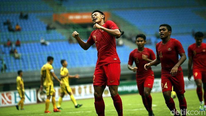 Ada yang dicoret lagi dari timnas Indonesia U-22 (ilustrasi/Rengga Sancaya/detikSport)