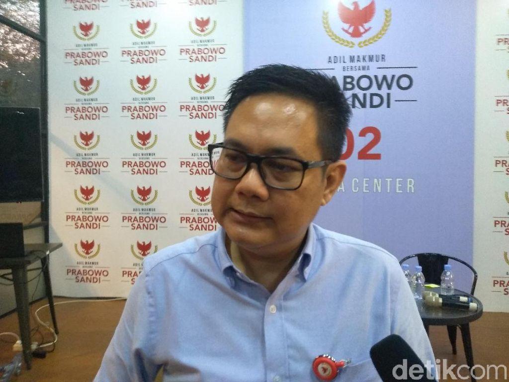 Dituduh TKN Jokowi Sesat Pikir soal Tol Madiun Banjir, BPN Prabowo: Asbun!