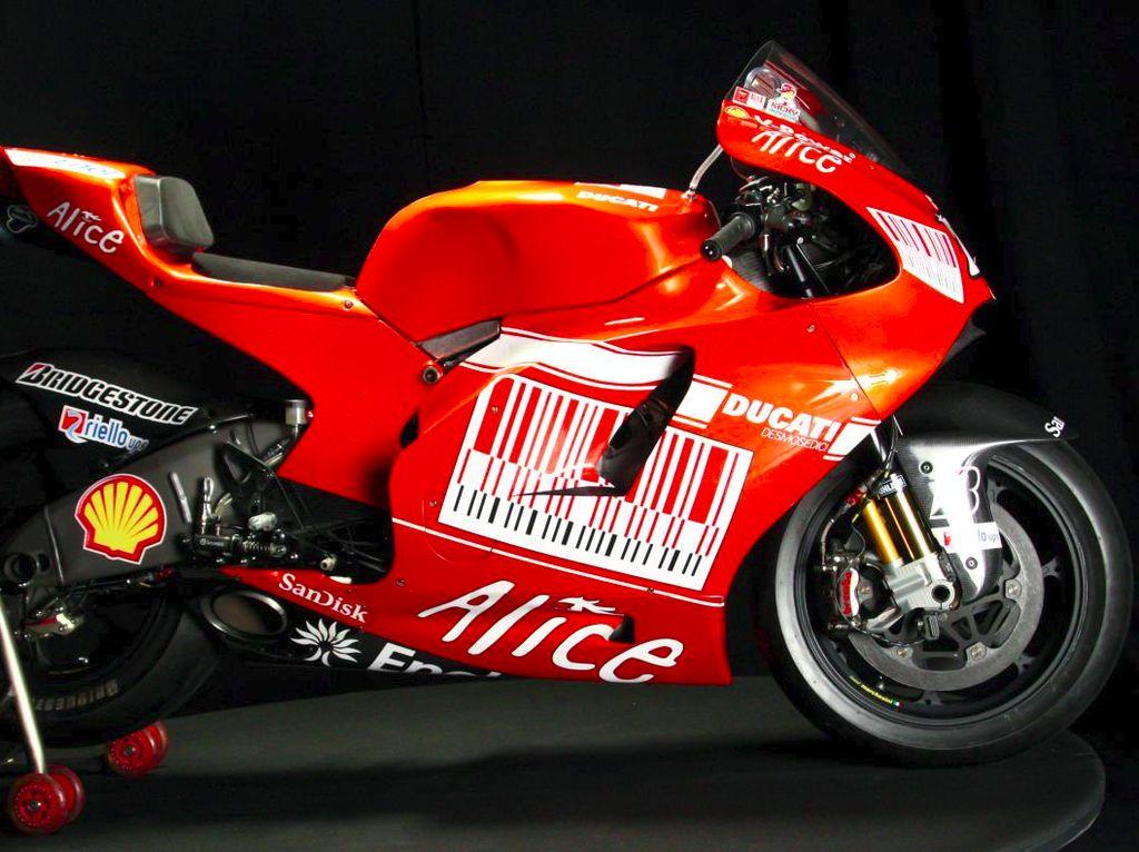 #10YearsChallenge Wajah Ducati dari Zaman Stoner sampai Dovizioso