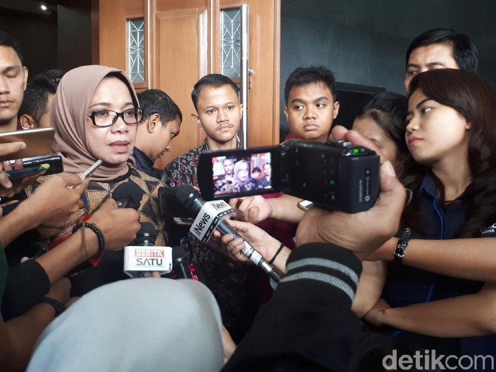 Suap PLTU Riau-1, Eni Saragih Tak Menyangka Dituntut 8 Tahun Bui