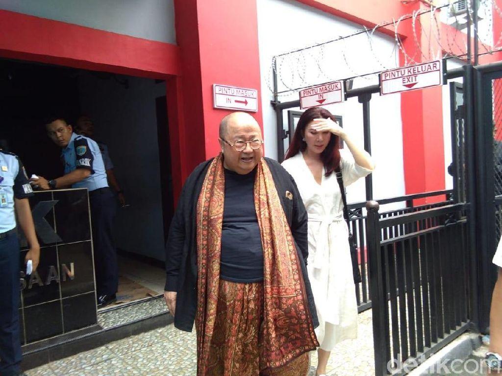 Ahmad Dhani Dipindah ke Surabaya, Jaya Suprana Ungkap Harapan Keluarga