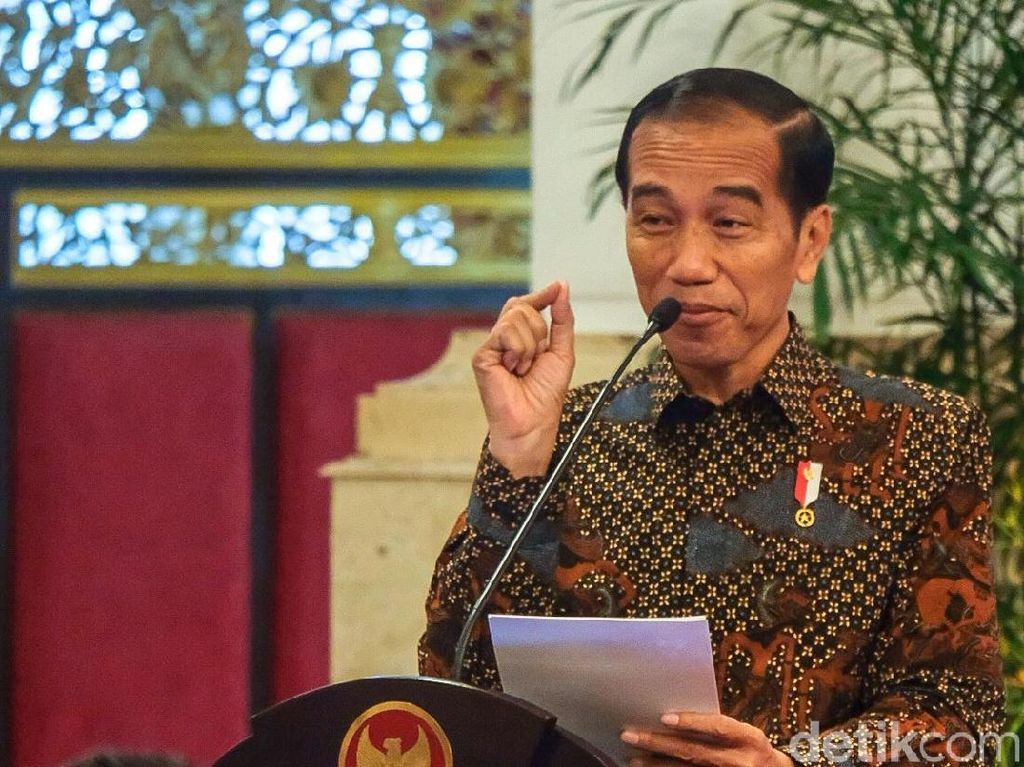 Jokowi Bakal Bagikan 978 Ribu Ha Lahan Nganggur