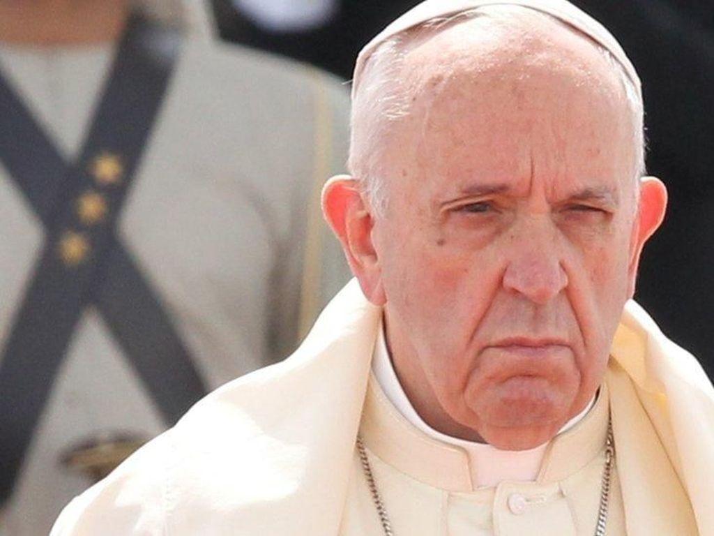 Sedihnya Paus Fransiskus Jika Orang Kaya Jadi Prioritas Vaksin Corona