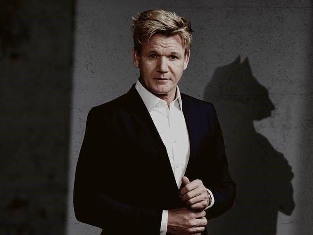 Resto Asianya Dikritik, Gordon Ramsay Tanggapi Lewat Instagram