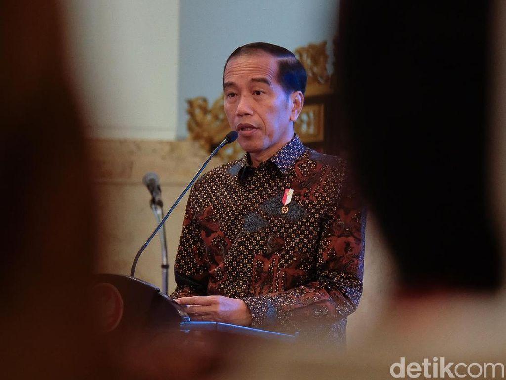 Jokowi Sindir Kebiasaan Kunker Pejabat: Setop! Saya Ngerti Ada Apanya