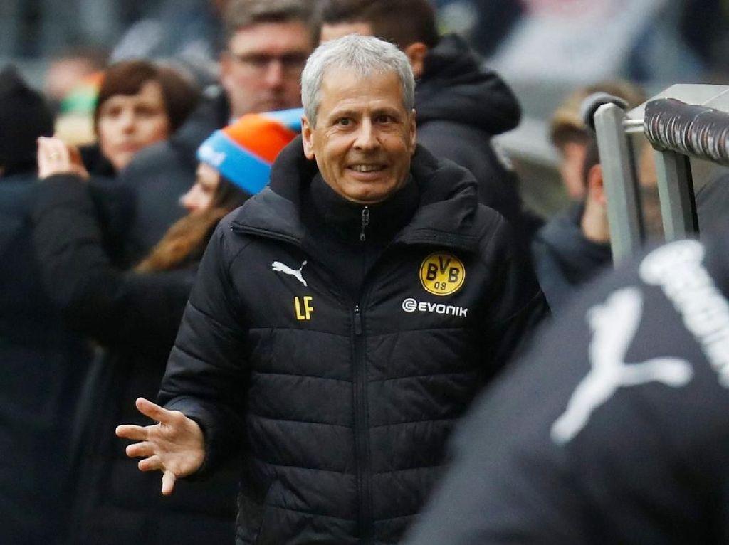 Borussia Dortmund Pecat Lucien Favre