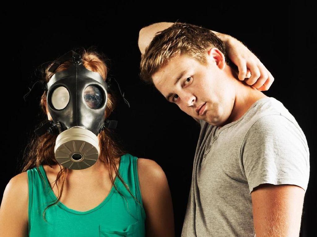 Jomblo atau Sudah Punya Pasangan, Bisa Ketahuan dari Bau Badan