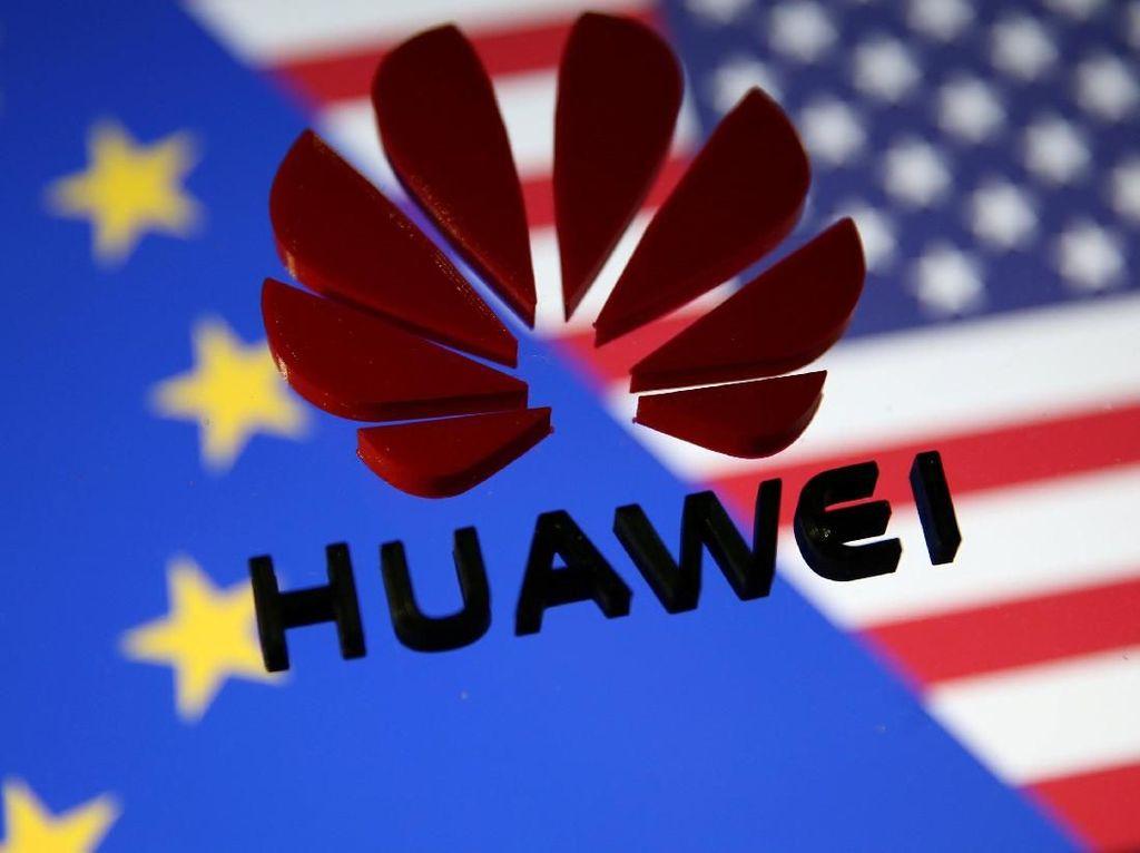Bos Vodafone Minta Amerika Kasih Bukti Huawei Mata-mata