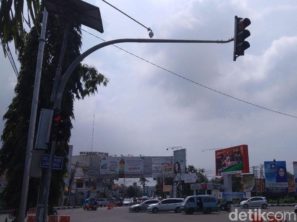 Incar Pelanggar Lalin, Dishub Cirebon Pasang CCTV di Tiga Titik