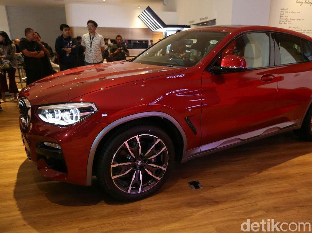 Fitur BMW X4 di Indonesia Ada yang Kurang, Apa Itu?