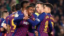 Barcelona Ngeri Serangan Cepat Lyon, Tapi Punya Solusinya