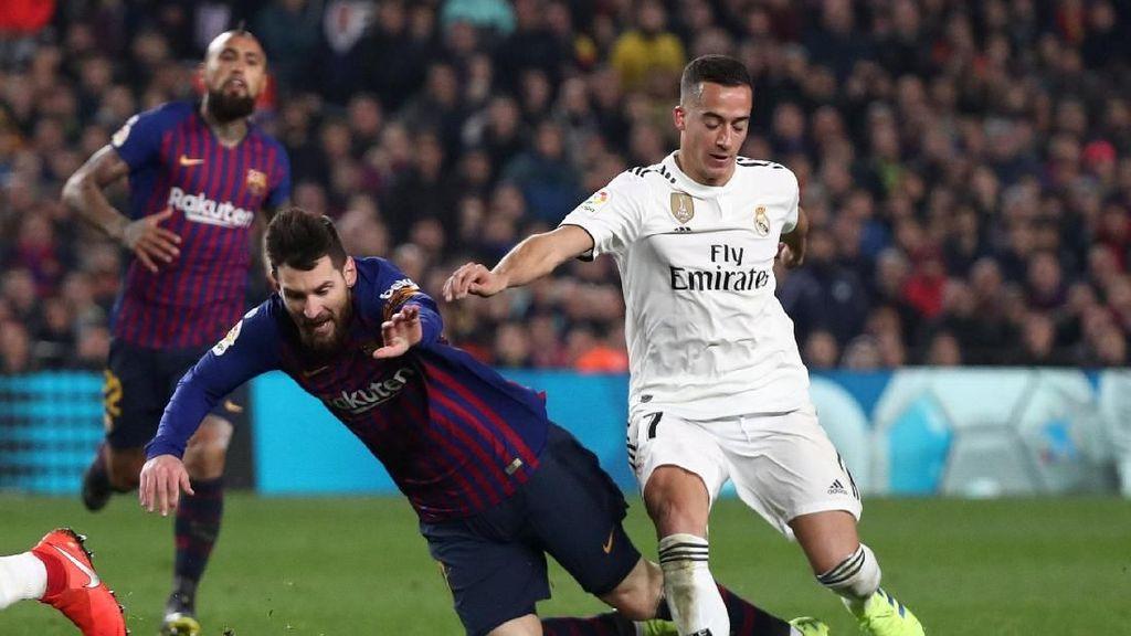 Modal Bagus Madrid Hasil Lawatan ke Barcelona