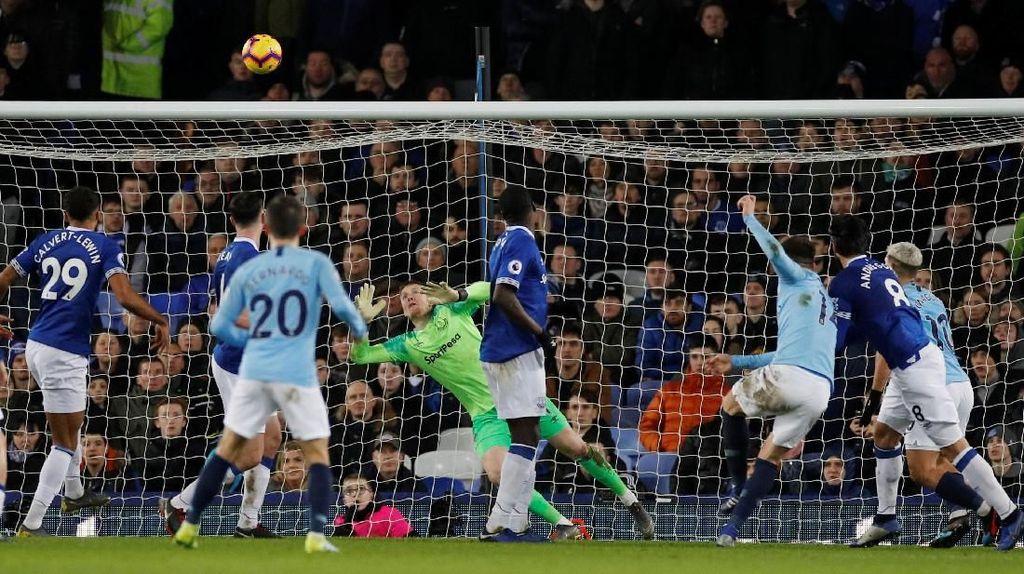 Gol-gol Manchester City yang Mengkudeta Liverpool