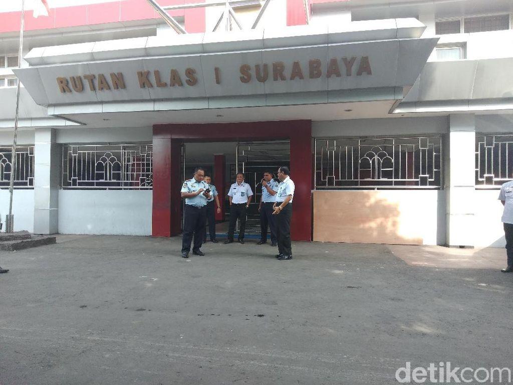 Rutan Klas 1 Surabaya akan Siapkan 4 TPS untuk Pemilu 2019