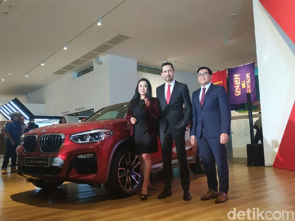 BMW Rilis X4 Terbaru, Harganya Rp 1,4 Miliaran