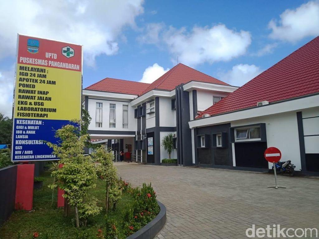 Puskesmas Kelas Hotel di Pangandaran Raih Akreditasi Paripurna