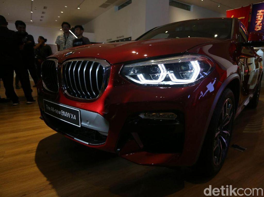 Tajir! Orang Kaya RI Sudah Beli BMW X4 Anyar Sebelum Meluncur