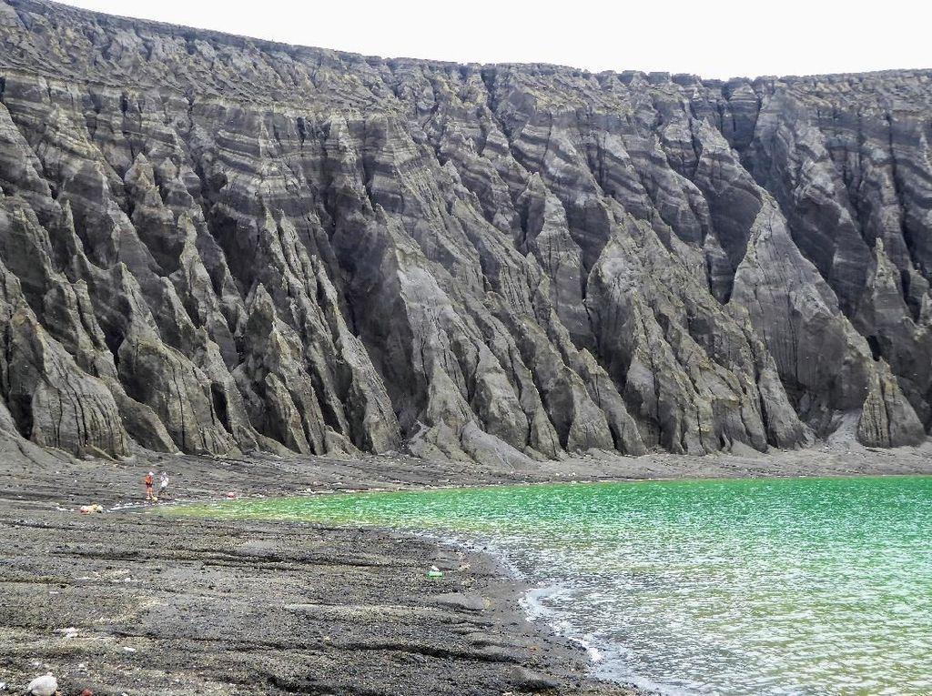 Pulau Misterius Ditemukan di Samudera Pasifik!