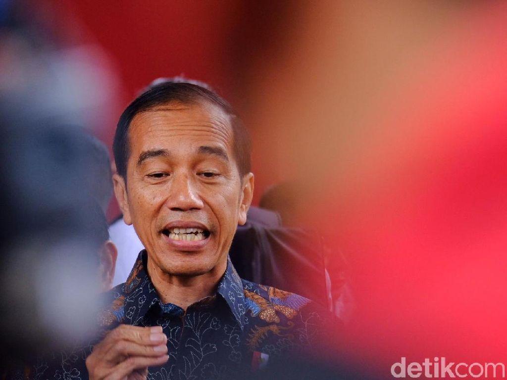 Jokowi: Negara Tak Mungkin Bersaing Kalau Masih Banyak Stunting