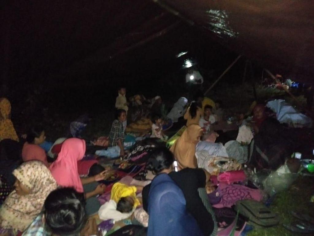 Gempa Magnitudo 5,3 Guncang Morotai, 800 Warga Mengungsi