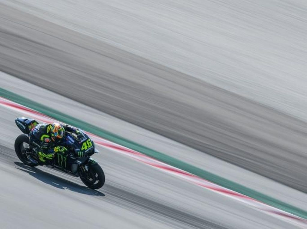 Kalau Rossi Tidak Bisa Menangi Balapan, Itu Salah Yamaha