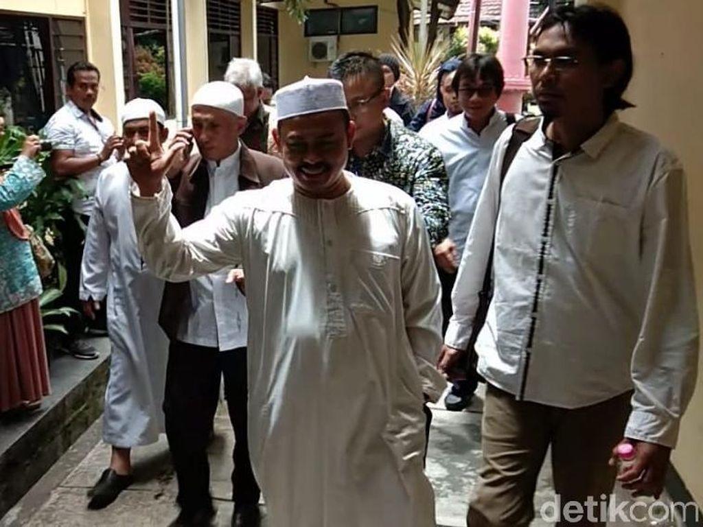 Fakta-fakta Dihentikannya Kasus Pemilu Slamet Maarif
