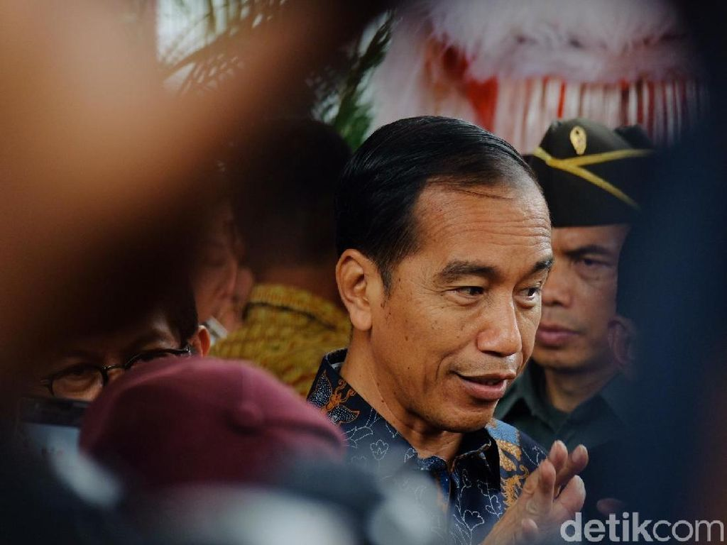 Jokowi Bersyukur Pertumbuhan Ekonomi 5%: Jangan Kufur Nikmat