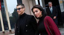 Ronaldo Jatuh Cinta pada Georgina Saat Jadi Pramuniaga