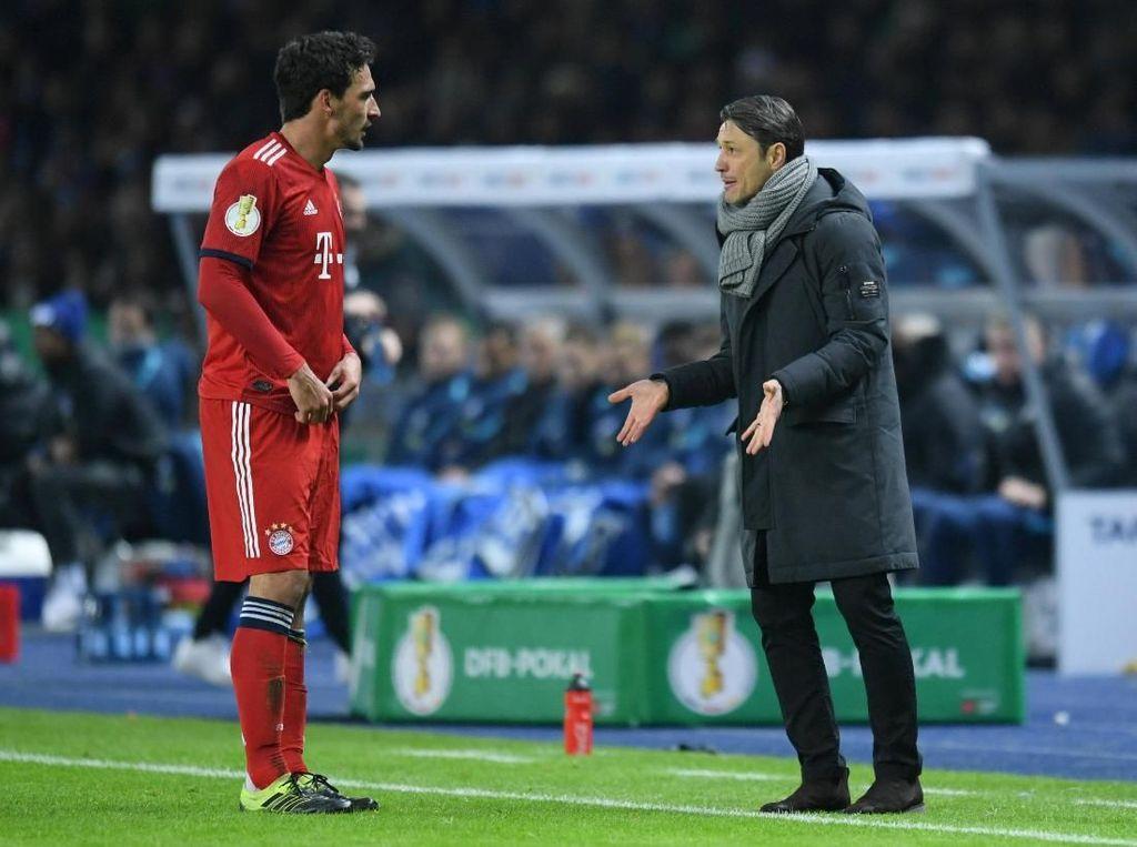 Berhenti Bikin Kesalahan, Bayern!