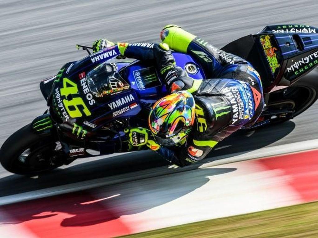 Rossi: Laju Yamaha Membaik, tapi...