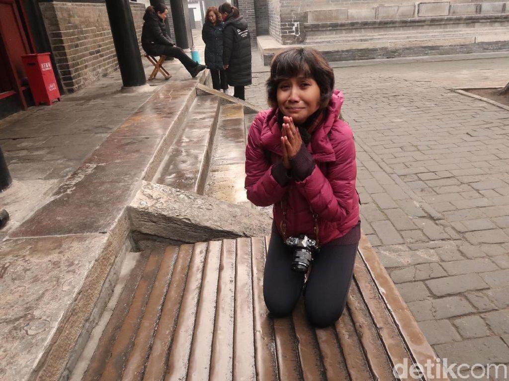Foto: Pengadilan Ala Keluarga Konfusius di China