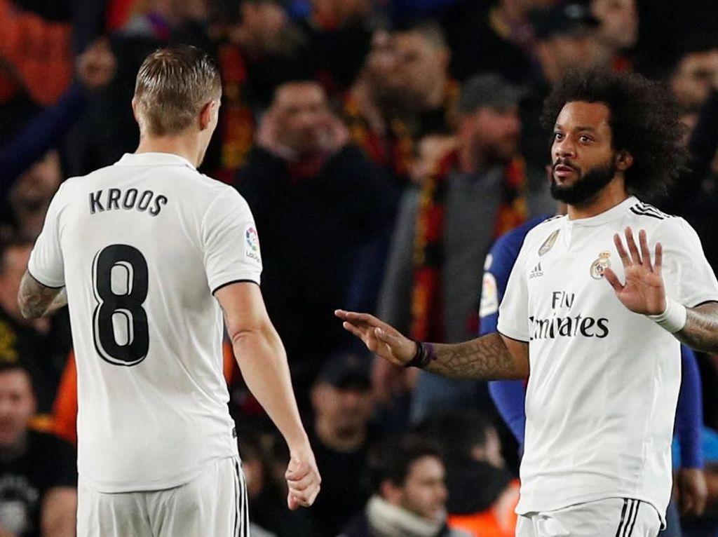 Marcelo 100 Persen Madrid!