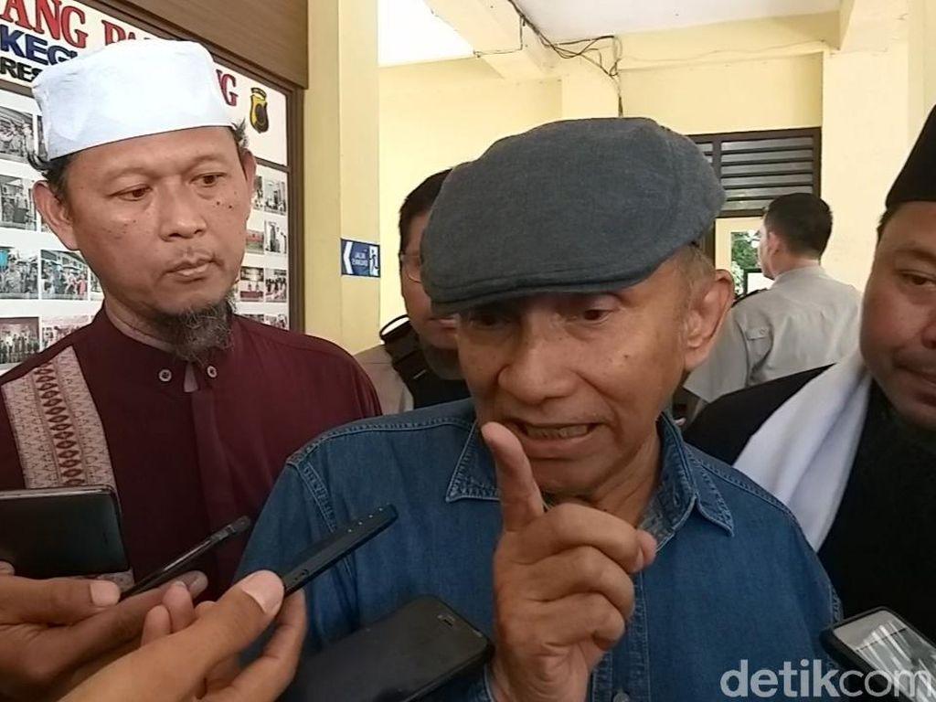 Kawal Ketua PA 212, Amien Rais: Pak Jokowi, Apa Sih Maumu?