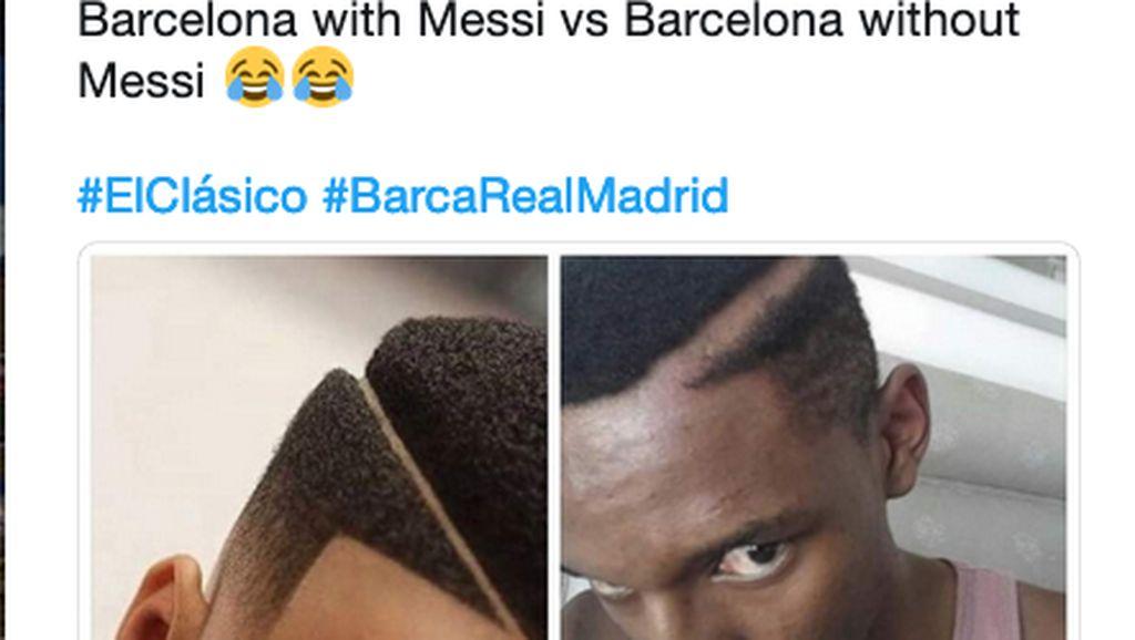 Netizen Riuh Usai El Clasico: Nungguin Messi, Nge-Bully Bale