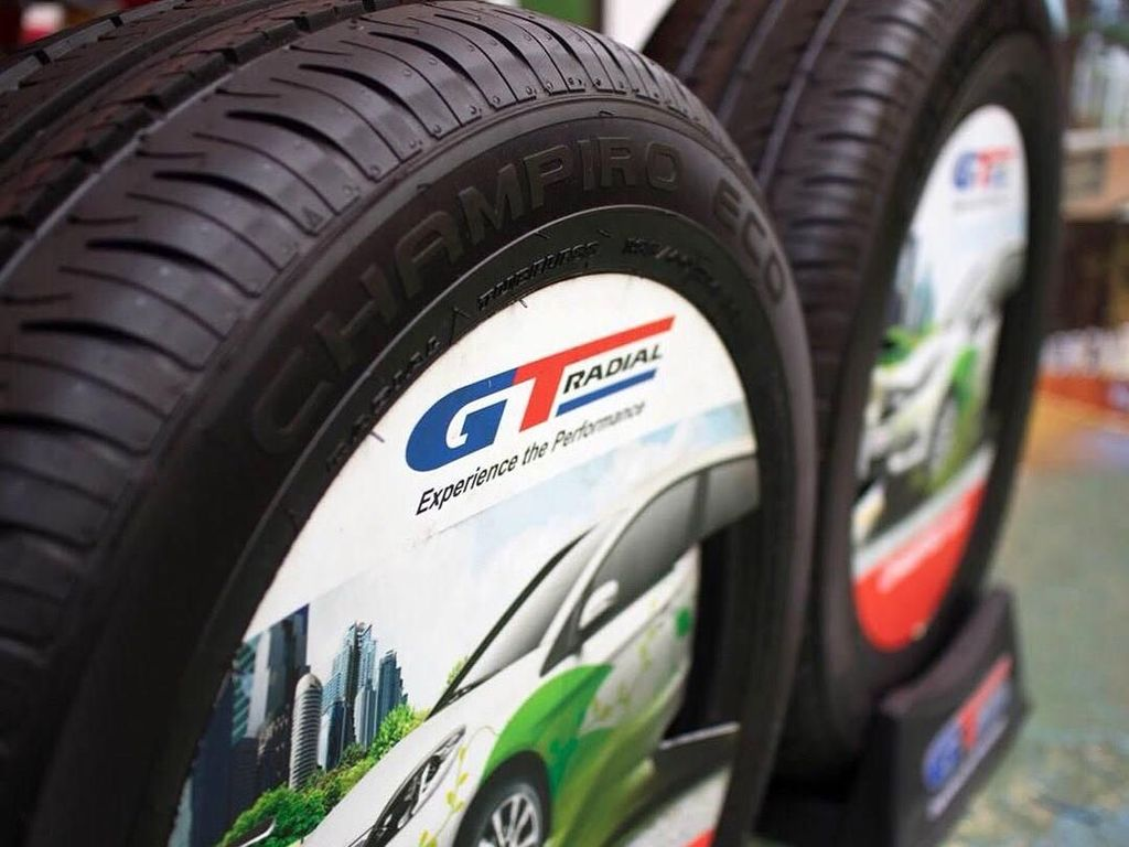 GT Radial Raih Brand Champions 2019