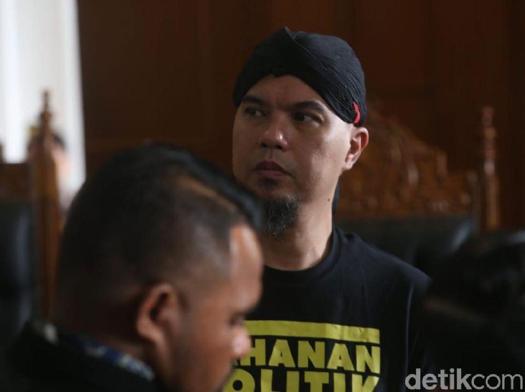 Alasan Pengadilan Tinggi Jakarta soal Penahanan 30 Hari Dhani