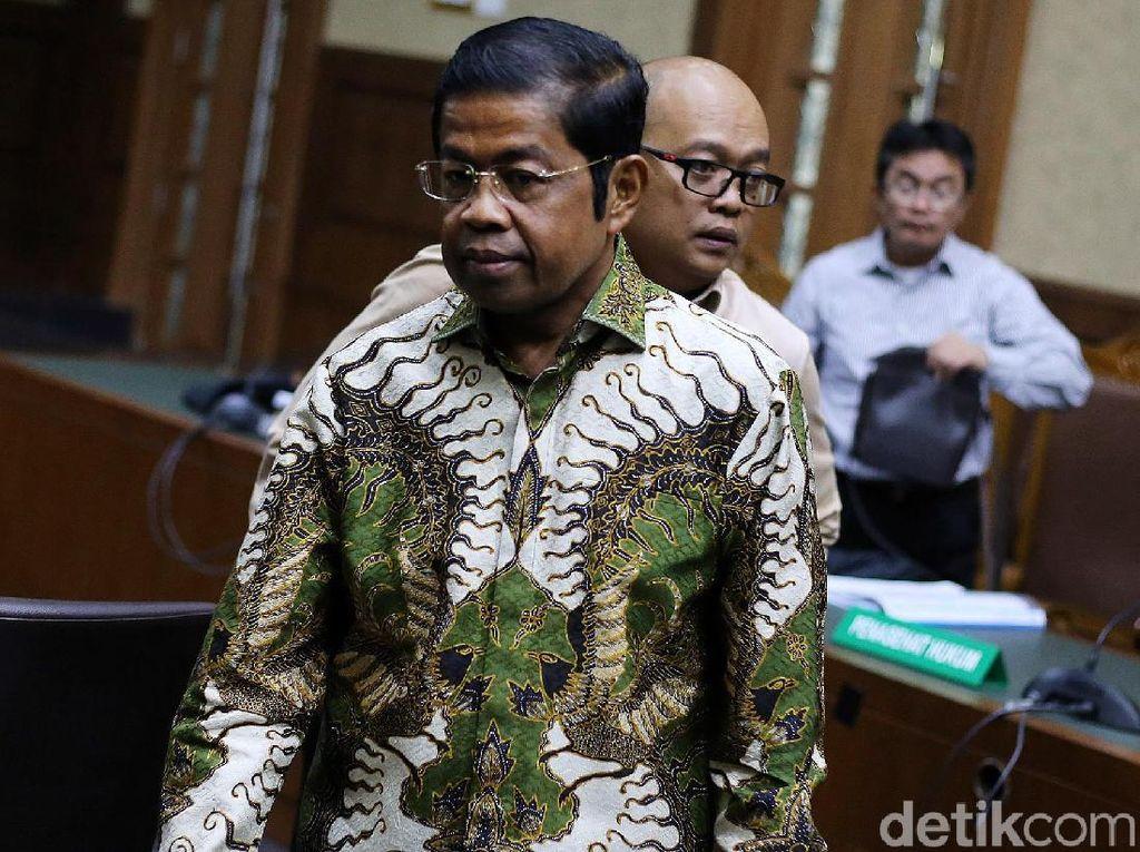 Sidang Lanjutan Idrus Marham Terkait Korupsi Proyek PLTU Riau-1