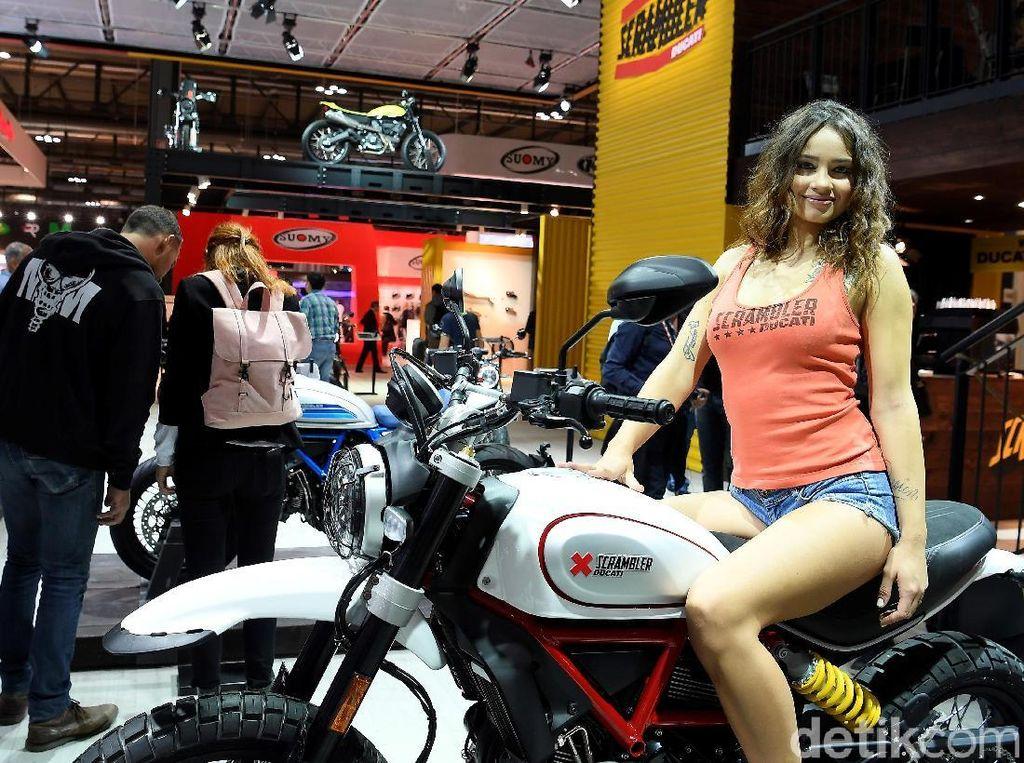 Bikin Motor 250 cc, Ducati Minta Bantuan Pabrikan Lain