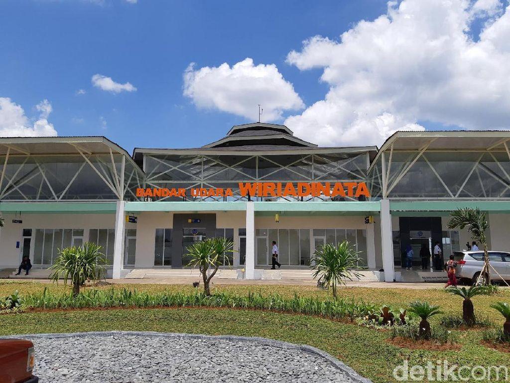 Foto: Wajah Bandara Baru Tasikmalaya, Siap Diresmikan Jokowi