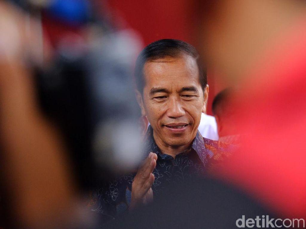 Diserang Soal Data Konflik Agraria, Jokowi: Konteksnya Pembebasan Lahan